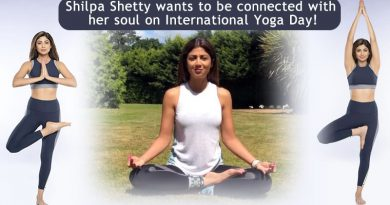 Shilpa Shetty wants to be connected with her soul on International Yoga Day!