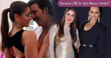 Kareena's NO for Apla Manus remake
