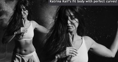 Katrina Kaif's fit body with perfect curves!