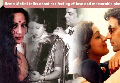 Hema Malini talks about her feeling of love and memorable phone call!