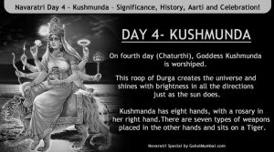 Navaratri Day 4 - Kushmunda – Significance, History, Aarti and Celebration!
