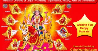 Navaratri (Worship of Durga's 9 Avatars) – Significance, History, Aarti and Celebration!
