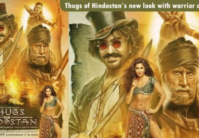 Thugs of Hindostan's new look with warrior avatars of Big B, Aamir and Fatima!