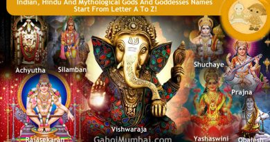 Indian, Hindu And Mythological Gods And Goddesses Names Start From Letter A To Z!