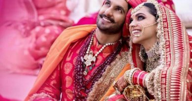 For me, the highlight of this year is my marriage to Deepika, says Ranveer Singh!