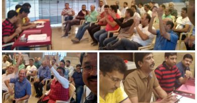 The glimpse of 20th Annual General Meeting (AGM) of Gahoi Samaj Mumbai held on 6th January