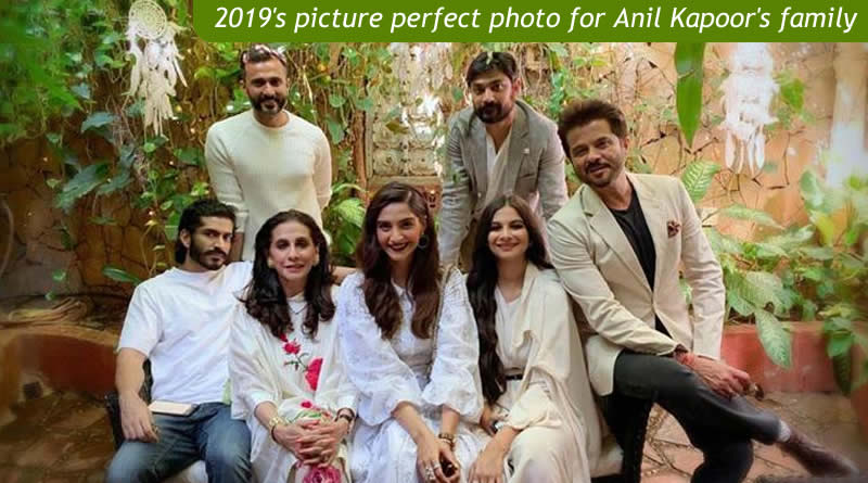 Anil Kapoor to share a picture perfect family photo of 2019!