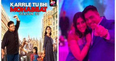 The first look of Ram Kapoor and Sakshi Tanwar starrer web series Karele Tu Bhi Mohabbat!