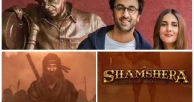 Ranbir Kapoor's double role as father-son duo in in Shamshera!