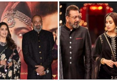 Sanjay Dutt feels pleasure in working again with Madhuri Dixit in Kalank!