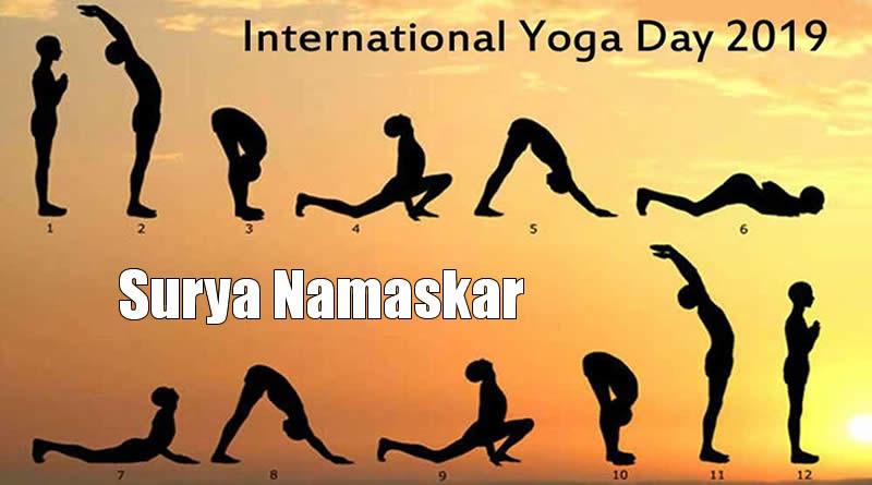 Surya Namaskar and how to do