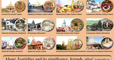 About Jyotirling and its significance, legends, sites!