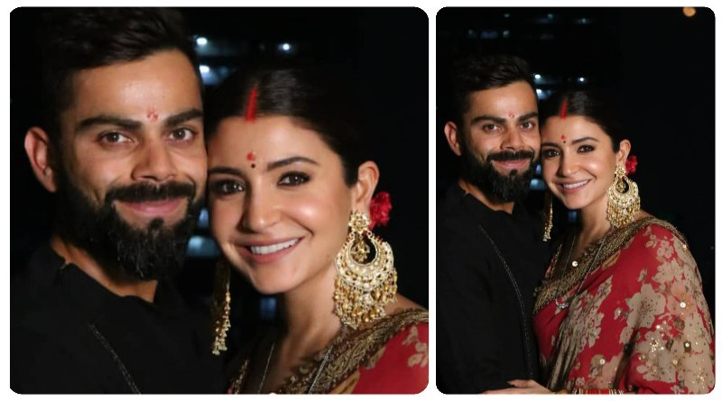 Cricketer Virat Kohli's Karva Chauth for Anushka Sharma!