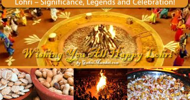 Information about Lohri and its legends