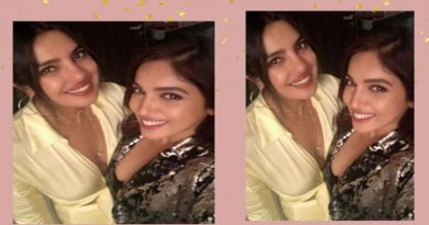 Priyanka Chopra Jonas's sweet wishes for her 'birthday twin' Bhumi Pednekar!