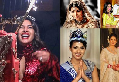 Happy Birthday Priyanka Chopra Jonas - A journey from Miss World to Padma Shri!